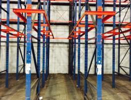 Project Pallet Rack